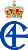 93px-Royal Monogram_of_King_Christian_IV_of_Denmark_svg