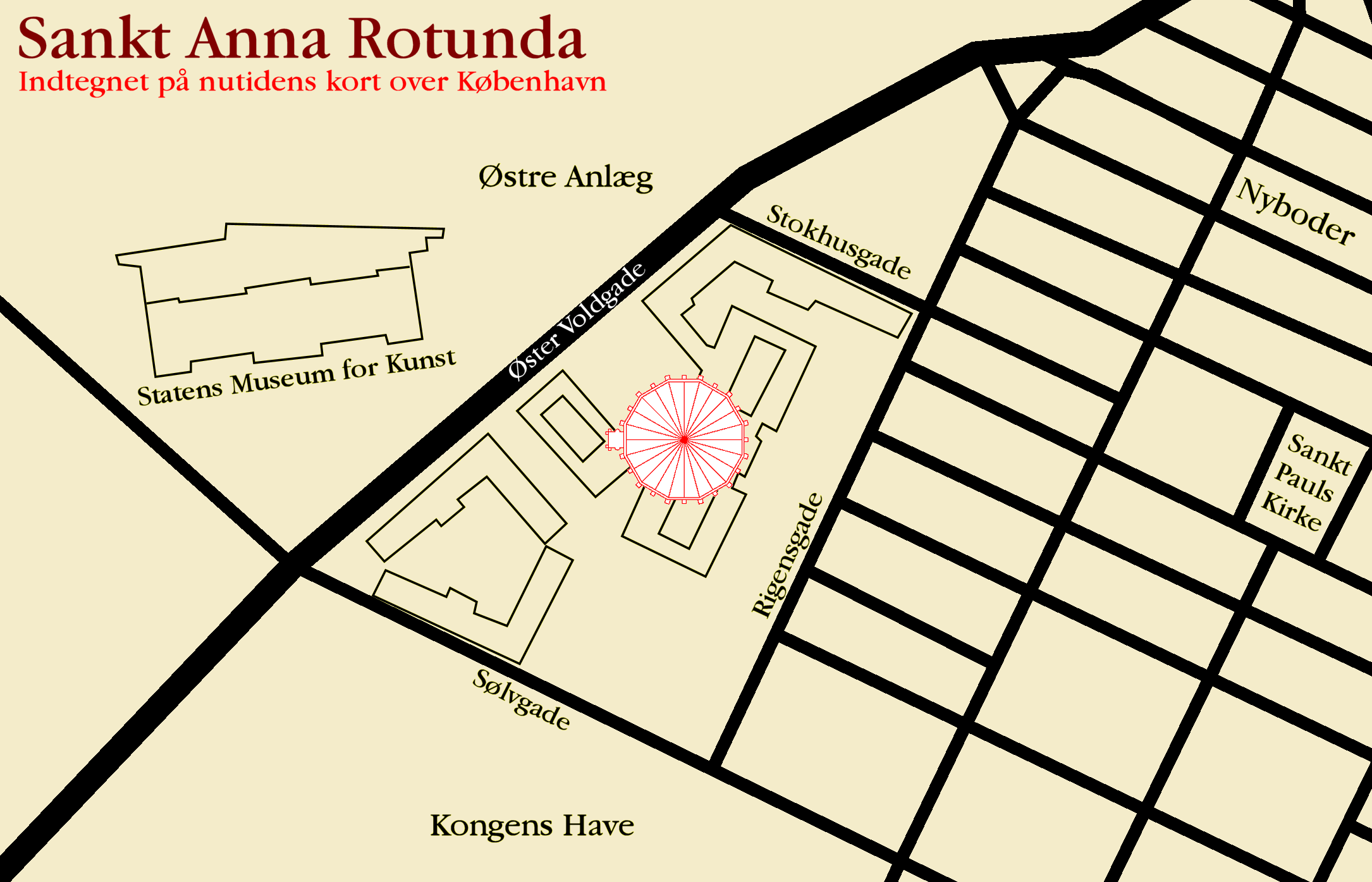 Sankt Anna_Rotunda_map