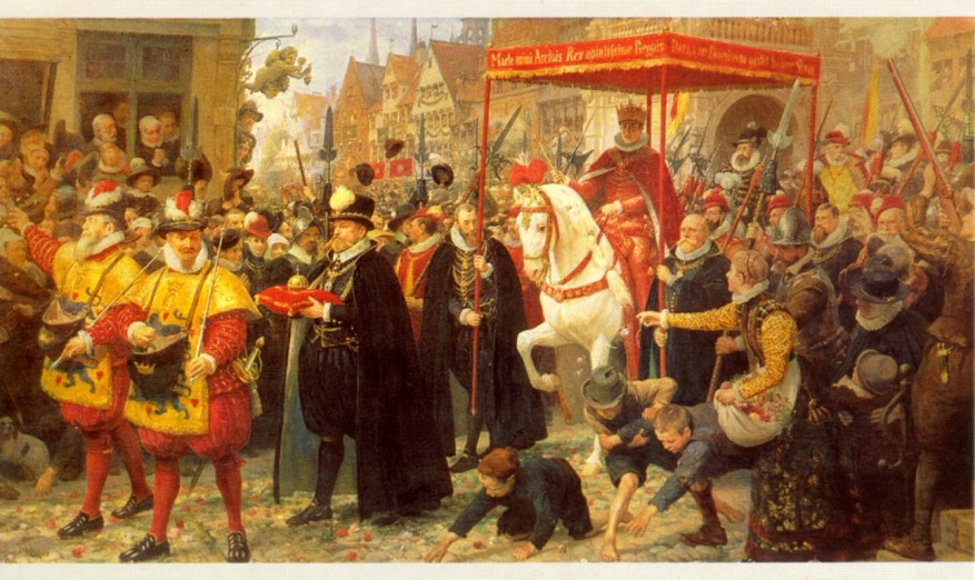 coronation of_christian_iv_in_1596
